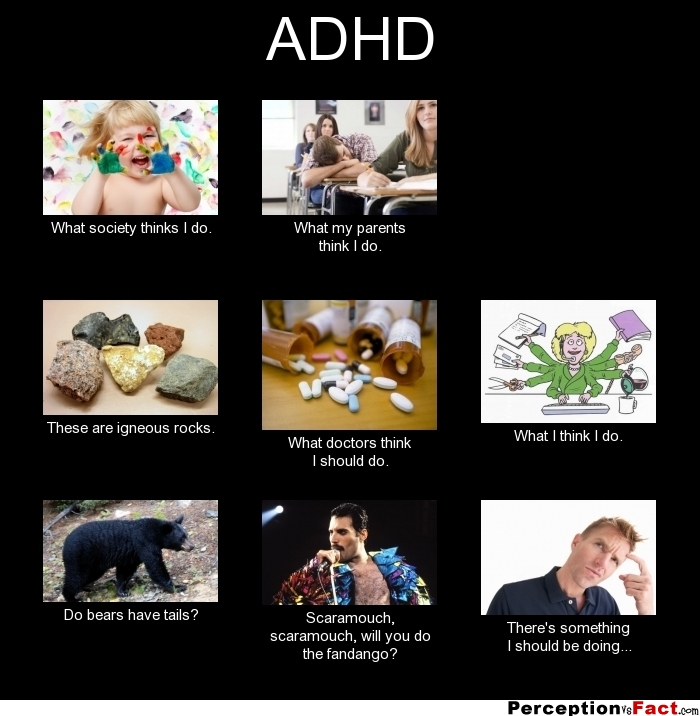 """adhd fact or fiction Chadd, the national resource on adhd: """"adhd myths vs facts,"""" """"for parents and caregivers"""" national institute of mental health: """"attention deficit hyperactivity disorder."""