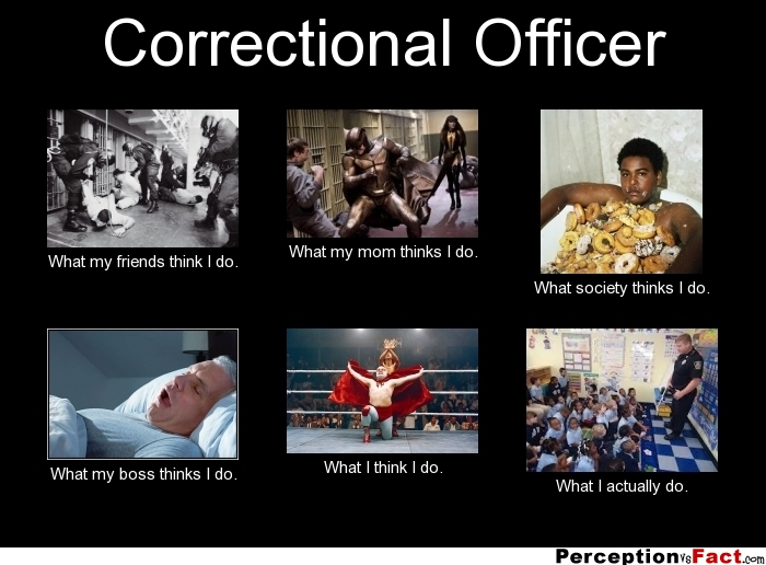 Female Corrections Officer Quotes Quotesgram