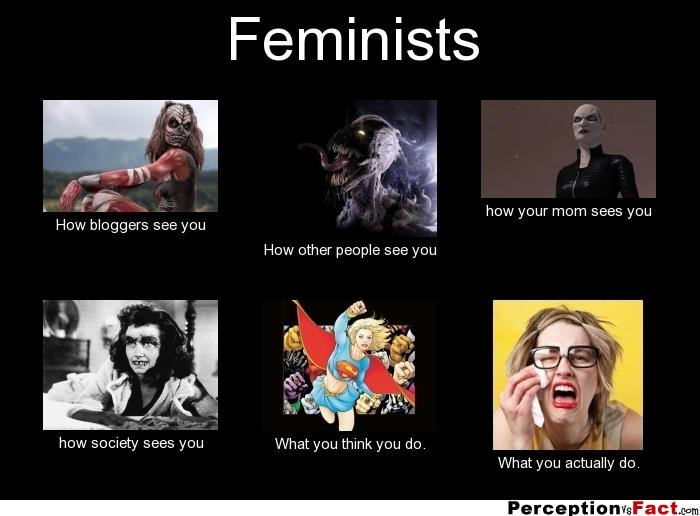 Feminist Fashion Bloggers