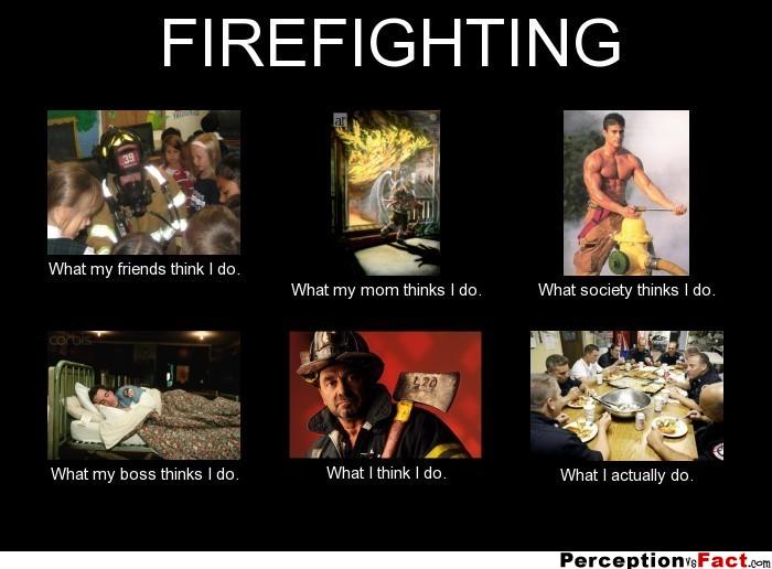 Funny Firefighter Memes