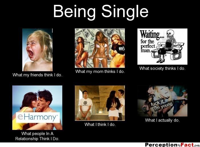 What do single people do on christmas