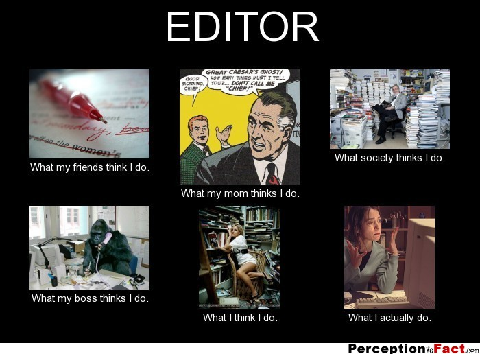 Funny Meme Editor : Editor what people think i do really