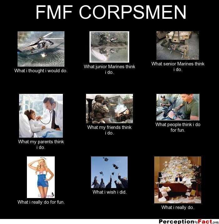 how to become a fmf corpsman