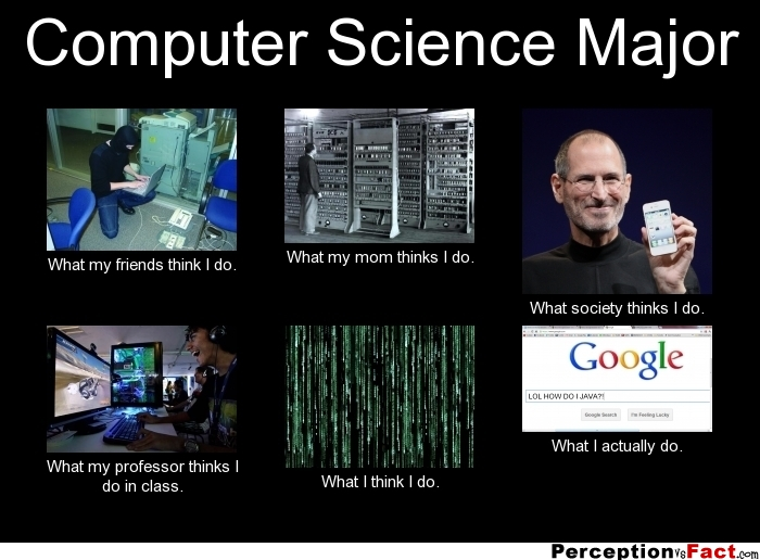 my fascination for the world of computer science I wish to inspire the world the  the digital aspect of what i do comes from my constant fascination of technology  i've used a computer my father would plop me.