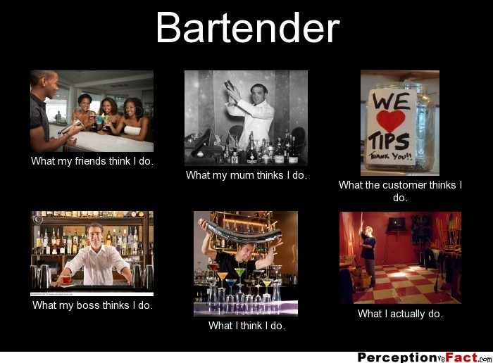 Bartending Quotes And Sayings: Funny Bartender Quotes. QuotesGram