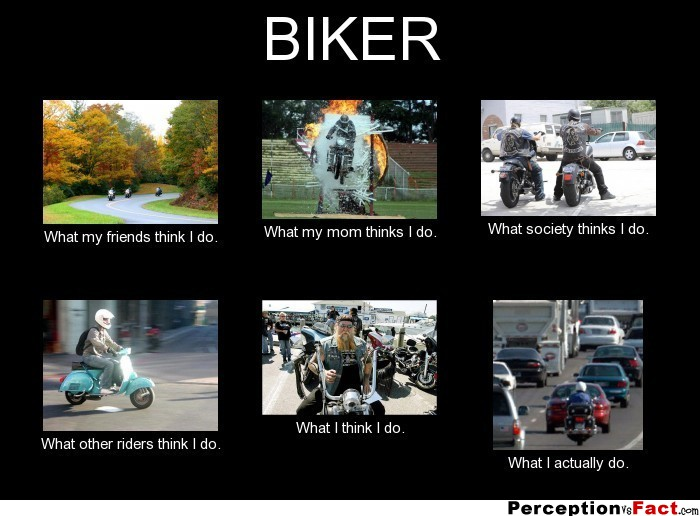 Biker What People Think I Do What I Really Do