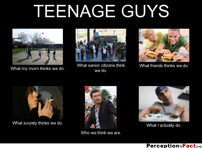 How to Understand Teen Boys: 15 Steps with Pictures