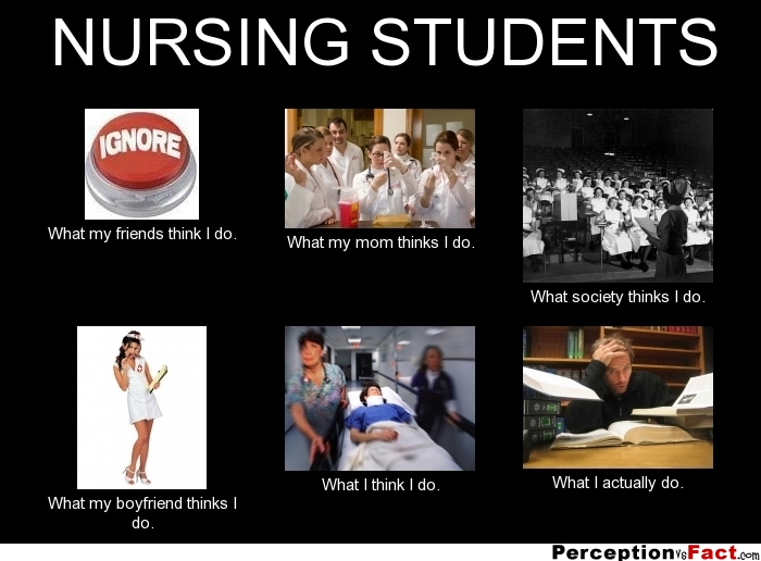the perception of nursing students on To our knowledge, the perception of students on the respective yet simultaneous contribution of these two environments on their nursing practice has not been explored.