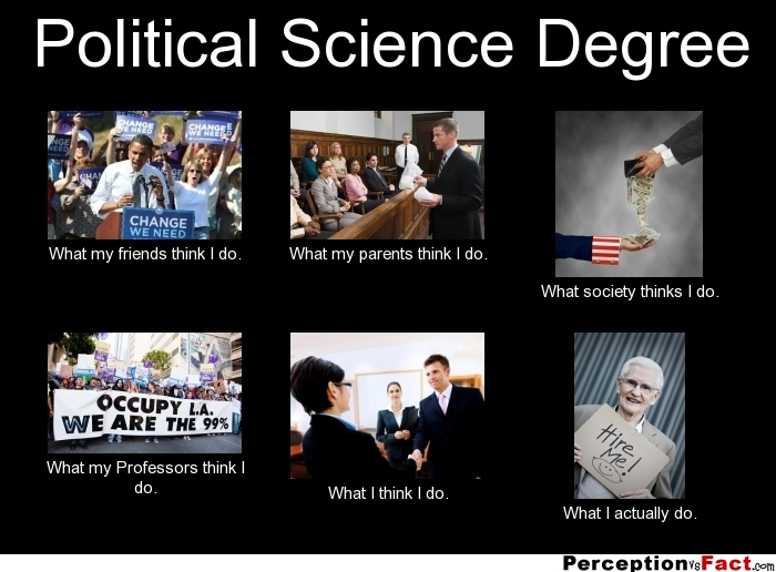 how to become a successful political scientist