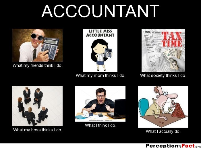 Funny Memes For Accountants : Cpa exam memes
