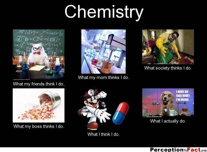 how to decide chem vs physics