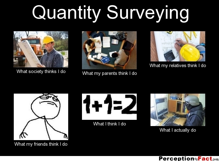how to learn quantity surveying