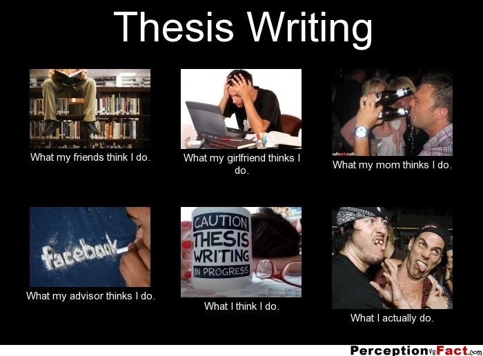 Motivation thesis finishing