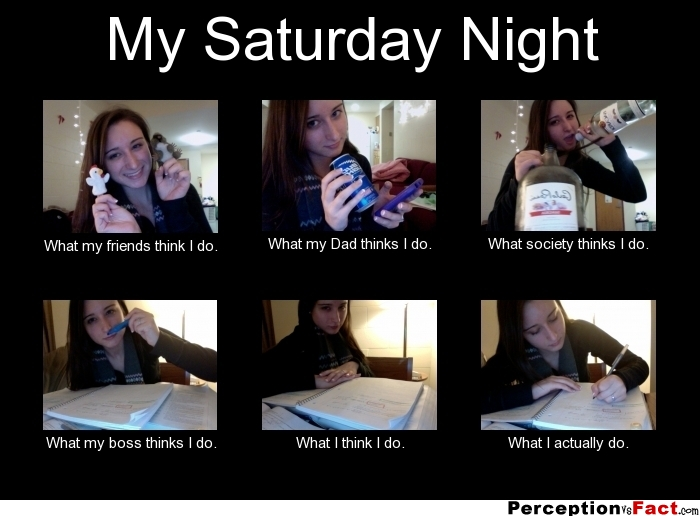 What To Do By Yourself On A Saturday Night