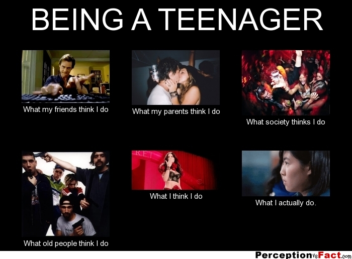 Quotes About Being A Teenager. QuotesGram
