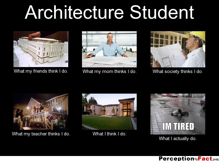 architecture thesis jokes
