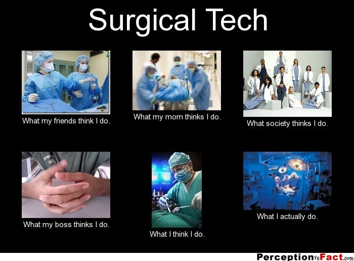Surgical Technologist i want the top