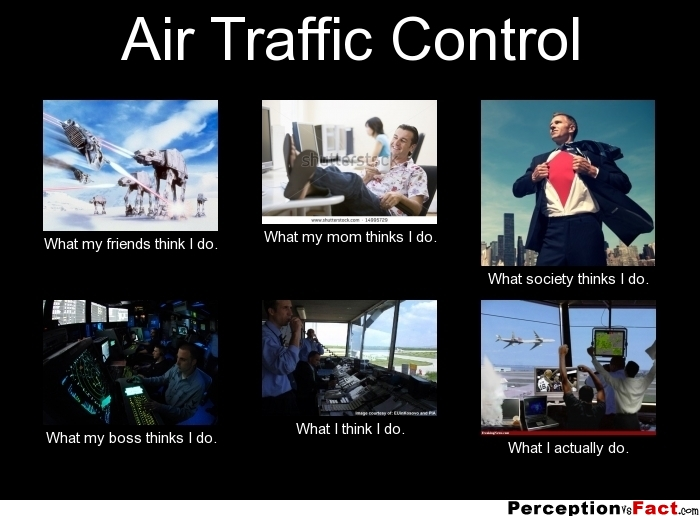 Air Traffic Controller what a writer does