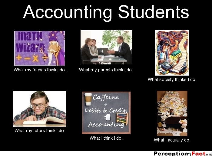 perception of accounting students in apllication This study examines the perception of non-accounting business major students about the managerial accounting course the knowledge of these perceptions will help determine whether educators need to be concerned about inspiring certain groups of students to be more aggressive in learning the material.