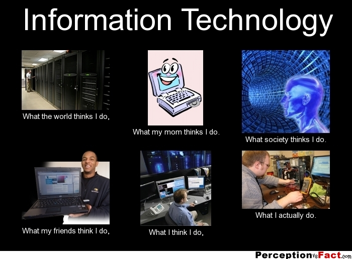 information technology people Technology creates gateways to jobs, training and education for people with disabilities specialized devices, also known as assistive technology, together with.