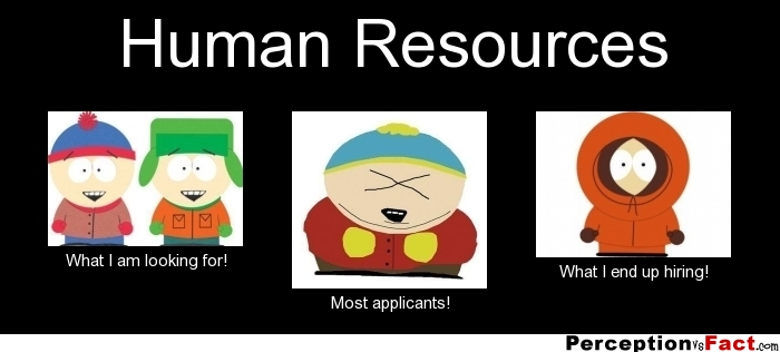 Meme Human Resources: What People Think I Do, What I Really