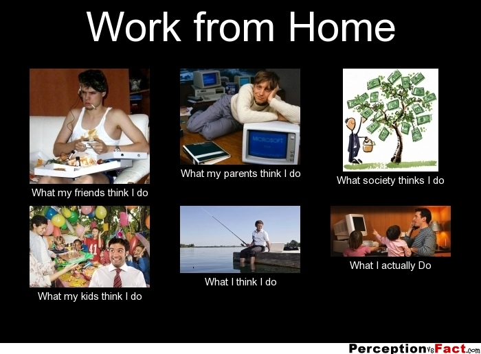 Funny pictures of people working from home pictures to pin for Work from home pictures
