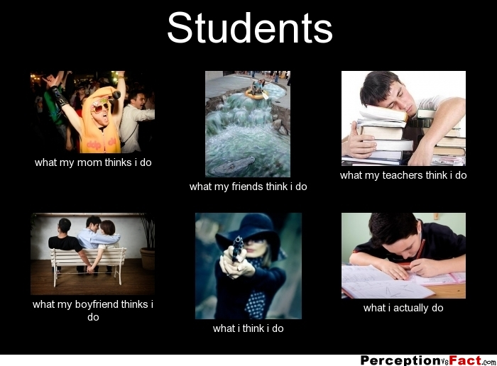teachers and students